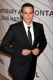 Zaha Hadid Photo - Cheyenne Jackson Arriving at the Opening Party For Mobile Art Chanel Contemporary Art Container by Zaha Hadid at Rumsey Playfield Central Park in New York City on 10-21-2008 Photo by Henry McgeeGlobe Photos Inc 2008
