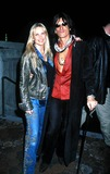 Aerosmith Photo - Sd0317 Saturday Night Live After-party at Guastivino New York City Joe Perry and Wife (Aerosmith) Photo Henry Mcgee  Globe Photos Inc