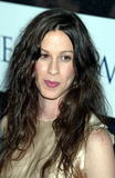 Alanis Morisette Photo - Alanis Morissette at Tribeca Film Festival Premiere of the In-laws at Tribeca Performing Arts Center in New York City on May 10 2003 Photo by Henry McgeeGlobe Photos Inc 2003