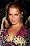Amy Spanger Photo - Amy Spanger Arriving at the Final Performance of Rent at the Nederlander Theatre in New York City on 09-07-2008 Photo by Henry McgeeGlobe Photos Inc 2008