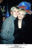 Cathy Rigby Photo -  Seussical the Musical Opening Night After-party Aaron Carter Cathy Rigby Planet Hollywood NYC 040401 Photo by Henry McgeeGlobe Photos Inc