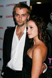 Nicole Berger Photo - Joe Anderson and Nicole Berger Arriving at the Premiere of Control at Chelsea West Cinema in New York City on 09-25-2007 Photo by Henry McgeeGlobe Photos Inc 2007