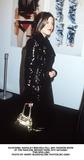 Badgley  Mischka Photo -  Badgley Mischka Fall 2001 Fashion Show at the Pavilion Bryant Park NYC 02122001 Tori Spelling Photo by Henry McgeeGlobe Photosinc