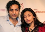 Anand Jon Photo - Anand Jon Arriving at the Opening of the Chopra Center and Spa at Dream Hotel in New York City on 11-01-2005 Photo by Henry McgeeGlobe Photos Inc 2005