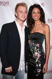 Anthony Fedorov Photo - Anthony Fedorov and Girlfriend Irina Gleyzer Arriving at the Opening Night Performance of the New Production of Grease at the Brooks Atkinson Theatre in New York City on 08-19-2007 Photo by Henry McgeeGlobe Photos Inc 2007