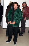 Sante DOrazio Photo - Julian Schnabel Arriving at the Opening of Pam American Icon an Exhibition of Photographs of Pamela Anderson by Sante Dorazio at Stellan Holm Gallery in New York City on 01-21-2005 Photo by Henry McgeeGlobe Photos Inc 2005