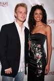 Anthony Fedorov Photo - New York NY 08-19-07Anthony Fedorov and Eliza Rodriguezopening night of Grease Brooks Atkinson TheatreDigital photo by Lane Ericcson-PHOTOlinknet