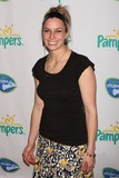 Noelle Pikus-Pace Photo - New York NY 03-18-2010Skeleton champion Noelle Pikus-Pace at launch of Pampers Swaddlers and Cruisers with Dry Max at Helen MillsDigital photo by Lane Ericcson-PHOTOlinknet