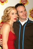 Christina Applegate Photo - CHRISTINA APPLEGATE WITH HER CO-STAR DENIS OHARE MAKING HER BROADWAY DEBUT IN REHEARSAL FOR SWEET CHARITY AT NEW 42ND STREET STUDIOS IN NEW YORK CITY ON 01-19-2005  PHOTO BY HENRY McGEEGLOBE PHOTOS INC 2005K41170HMCPHOTO BY HENRY MCGEE-GLOBE PHOTOS