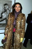 Sante DOrazio Photo - Anh Duong Arriving at the Opening of Pam American Icon an Exhibition of Photographs of Pamela Anderson by Sante Dorazio at Stellan Holm Gallery in New York City on 01-21-2005 Photo by Henry McgeeGlobe Photos Inc 2005