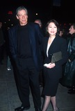 Maury Povich Photo -  12401 Screening of the Film Ali at the Sony Lincoln Square Theater in NYC Maury Povich with Wife Connie Chung Photo by Henry McgeeGlobe Photos Inc