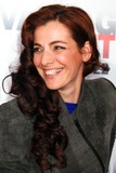 Ayelet Zurer Photo - Ayelet Zurer Arriving at the Premiere of Vantage Point at Amc Lincoln Square in New York City on 02-20-2008 Photo by Henry McgeeGlobe Photos Inc 2008