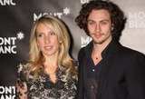 Aaron Johnson Photo - Director Sam Taylor-wood and Aaron Johnson Arriving at the Global Launch of the Montblanc John Lennon Edition and Screening of Nowhere Boy at Jazz at Lincoln Center in New York City on 09-12-2010 Photo by Henry Mcgee-Globe Photos Inc 2010