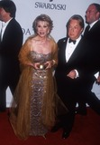 Arnold Scassi Photo - Sd060302 2002 Cfda Fashion Awards Public Library NYC Joan Rivers_arnold Scassi Photo by Henry Mcgee Globe Photos