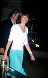 Anna Wintour Photo - SD 0921 Ralph Lauren Spring 2003 Collection at the Cooper Hewitt Musium  New York City Photo  Henry Mcgee Globe Photos Inc 2002 Anna Wintour