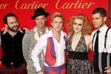 The Scissor Sisters Photo - The Scissor Sisters Arriving at Cartiers First Official Declare Your Love Day Cocktail Party at the Cartier Mansion in New York City on 06-08-2006 Photo by Henry McgeeGlobe Photos Inc 2006