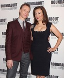 Ben Daniels Photo - Ben Daniels and Jennifer Tilly Attend a Press Junket with the Stars of Roundabout Theatre Companys dont Dress For Dinner at the American Airlines Theatre in New York City on March 15 2012 Photo by Henry Mcgee-Globe Photos Inc 2012