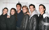 Tai Babilonia Photo - NYC  040907Emily Hughes Tai Babilonia Evan Lysacek Tanith Belbin Ben Agosto and Johnny Weir at the 2007 SKATING WITH THE STARS Under the Stars benefiting Figure Skating in Harlem at Wollman Rink in Central parkDigital Photo by Adam Nemser-PHOTOlinknet