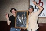 Gavin Creel Photo - Creel Swenson2244JPGNYC  080609Gavin Creel and Will Swenson (HAIR) at the unveiling of their caricature at Tonys Di Napoli RestaurantDigital Photo by Adam Nemser-PHOTOlinknet