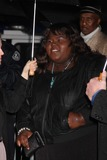 August Wilson Photo - NYC  042610Gabourey Sidibe at the rainy Broadway opening of August Wilsons Fences at the Cort TheatreDigital Photo by Adam Nemser-PHOTOlinknet