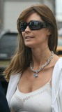 Alexei Yashin Photo - NYC  082606Carol Alt (showing her belly piercing) with Alexei Yashin wearing a necklace that Alexei had just bought for her for no particular occasion walking in SOHO after having lunch at CiprianiDigital Photo by Adam Nemser-PHOTOlinknet