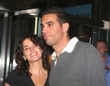 Annabella Sciorra Photo - Sciorra and Cannavale9151JPGNew York NY 08-30-07Annabella Sciorra and Bobby Cannavale (with a cast on his wrist)premiere of Romance  Cigarettes at Clearview Chelsea West CinemaDigital photo by Adam Nemser-PHOTOlinknet