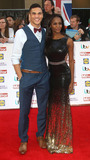 Anthony Ogogo Photo - September 28 2015 - Anthony Ogogo and Otlile Mabuse attending The Pride of Britain Awards 2015 at Grosvenor House Hotel in London UK