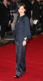 Kristin Scott Thomas Photo - Jan 27 2014 - London England UK -  The Invisible Woman Premiere at Odeon Kensington High Street Kensington London Pictured Kristin Scott Thomas