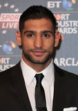 Amir Khan Photo - May 08 2014 - London England UK - BT Sport Industry Awards 2014 Battersea Evolution Battersea Park London -  Arrivals Pictured Amir Khan