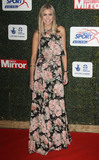 Nicki Shields Photo - November 25 2015 - Nicki Shields attending the Daily Mirror Pride Of Sport Awards 2015 at the Grosvenor House in London England