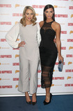 Mondrian Hotel Photo - Jan 25 2016 - London England UK - Lucy Mecklenburgh and Lydia Bright attending Eating Happiness - VIP screening at the Mondrian Hotel London