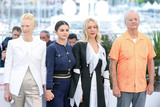 The Dead Photo - CANNES FRANCE - MAY 15 Tilda Swinton Selena Gomez Chloe Sevigny and Bill Murray attend the photocall for The Dead Dont Die during the 72nd annual Cannes Film Festival on May 15 2019 in Cannes France (Photo by Laurent KoffelImageCollectcom)
