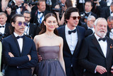 Adam Driver Photo - CANNES FRANCE - MAY 19 Oscar Jaenada Terry Gilliam Adam Driver Olga Kurylenko and Joana Ribeiro attend Closing Ceremony  screening of The Man Who Killed Don Quixote during the 71st annual Cannes Film Festival at Palais des Festivals on May 19 2018 in Cannes France(Photo by Laurent KoffelImageCollectcom)