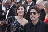 Charlotte Gainsbourg Photo - CANNES FRANCE - MAY 21 Charlotte Gainsbourg and Yvan Attal attend the The Meyerowitz Stories screening during the 70th annual Cannes Film Festival at Palais des Festivals on May 21 2017 in Cannes France(Photo by Laurent KoffelImageCollectcom)