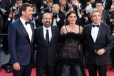 Javier Bardem Photo - CANNES FRANCE - MAY 8 Javier Bardem Asghar Farhadi Penelope Cruz Ricardo Darin attend the screening of Everybody Knows (Todos Lo Saben) and the opening gala during the 71st annual Cannes Film Festival at Palais des Festivals on May 8 2018 in Cannes France(Photo by Laurent KoffelImageCollectcom)