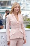The Jury Photo - CANNES FRANCE - MAY 8 Jury president Cate Blanchett attends the Jury photocall during the 71st annual Cannes Film Festival at Palais des Festivals on May 8 2018 in Cannes France(Photo by Laurent KoffelImageCollectcom)