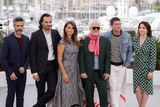 Antonio Banderas Photo - CANNES FRANCE - MAY 18 (L-R) Leonardo Sbaraglia Penelope Cruz Asier Etxeandia Director Pedro Almodovar Nora Navas and Antonio Banderas attend the Pain And Glory (Dolor Y Gloria Douleur Et Gloire) photocall during the 72nd annual Cannes Film Festival on May 18 2019 in Cannes France (Photo by Laurent KoffelImageCollectcom)