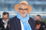Elia Suleiman Photo - CANNES FRANCE - MAY 25 Elia Suleiman winner of the Special Mention award for his film It Must Be Heaven poses at thewinner photocall during the 72nd annual Cannes Film Festival on May 25 2019 in Cannes France(Photo by Laurent KoffelImageCollectcom)