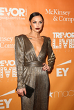 Teela LaRoux Photo - NEW YORK - JUN 17 Model Teela LaRoux attends the 2019 TrevorLIVE New York Gala at Cipriani Wall Street on June 17 2019 in New York City