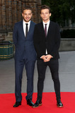 Cinderella Photo - August 10 2015 LondonLiam Payne (L) and Louis Tomlinson arriving at the Believe In Magic Cinderella Ball at the Natural History Museum on August 10 2015 in LondonBy Line FamousACE PicturesACE Pictures Inctel 646 769 0430