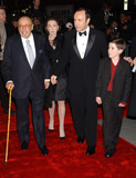 Ahmet Ertegun Photo - NEW YORK DECEMBER 8 2004    Kevin Spacey William Ullrich Ahmet Ertegun and Mica Ertegun at the Beyond the Sea premiere at the Ziegfeld Theater