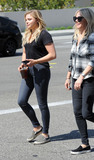 Chloe Moretz Photo - June 15 2016 New York CityActress Chloe Moretz wears super skinny jeans as she walks with her mother Teri Moretz (R) in Beverly Hills on June 15 2016 in LABy Line SolarACE PicturesACE Pictures Inctel 646 769 0430