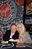 Playboy Magazine Photo - NEW YORK OCTOBER 11 2005    Hugh Hefner and Holly Madison autograph the November issue of Playboy Magazine at The Virgin Megastore Times Square
