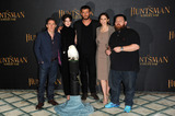 Alexandra Roach Photo - March 31 2016 LondonL to R Rob Brydon Alexandra Roach Chris Hemsworth Emily Blunt and Nick Frost at a photocall to promote the film The Huntsman Winters War in London on March 31 2016 By Line FamousACE PicturesACE Pictures Inctel 646 769 0430
