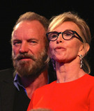Sting Photo - September 27 2015 New York CityTrudie Styler and Sting attending the Clinton Global Citizen Awards during the second day of the 2015 Clinton Global Initiatives Annual Meeting at the Sheraton New York Hotel on September 27 2015 in New York CityBy Line Nancy RiveraACE PicturesACE Pictures Inctel 646 769 0430
