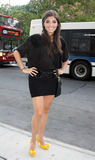 Amanda Sutton Photo - Amanda Sutton out on the Lower East Side on June 24 2010 in New York City