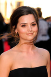 Jenna Coleman Photo - Jenna-Louise Coleman arriving at the world premiere of Titanic 3D at Royal Albert Hall on March 27 2012 in London England
