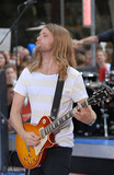 James Valentine Photo - Guitarist James Valentine and Maroon 5 perform live on NBCs The Today Show at the Rockerfeller Center