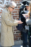 Soon-Yi Previn Photo - April 6 2016 New York CitySoon-Yi Previn and Woody Allen seen filming on location of the Woody Allen Amazon Series on April 6 2016 in New York CityCredit Kristin CallahanACE PicturesACE Pictures Inctel 646 769 0430