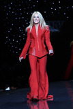 Joan Van Ark Photo - February 6 2014 New York CityJoan Van Ark walks the runway wearing Mark Zuninoat at Go Red For Women - The Heart Truth Red Dress Collection 2014 Show at The Theatre at Lincoln Center on February 6 2014 in New York City